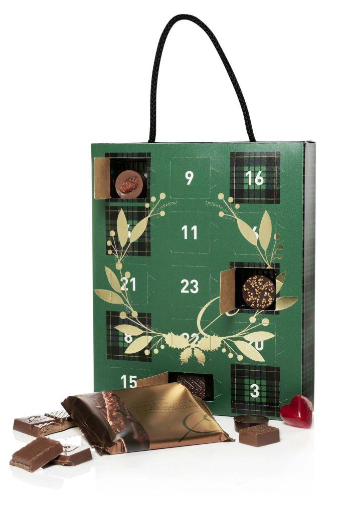 calendriers de l'avent troyes chocolat praliné pascal caffet